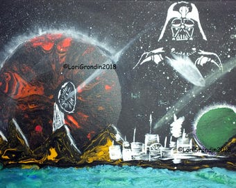 Deep Outer Space with Leader