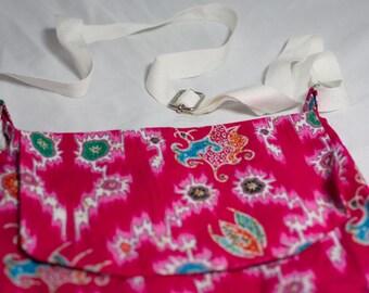 Psychadelic Cross Body Bag