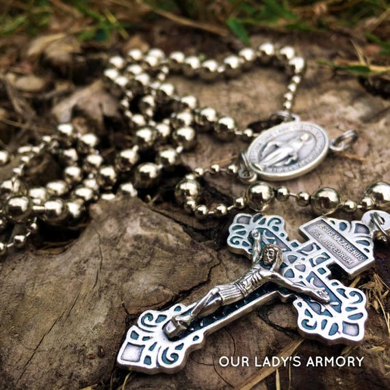 WWI Battle Rosary