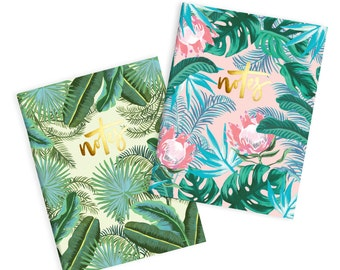 Protea (2 Pack) Pocket Notebook Pack