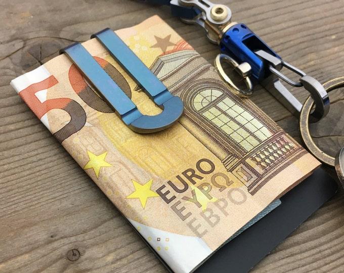 Titanium Money Clip or key holder.