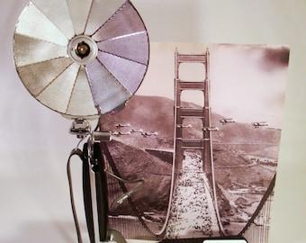 Radial Bounce Flash & Folding Camera Grip Bracket Set