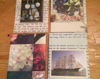 Envelopes 4 Pieces