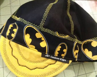 JBT Welding Cap - Be Batman custom comic