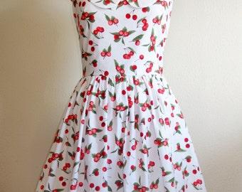 Thanks Cherry Much Dress - Size: S