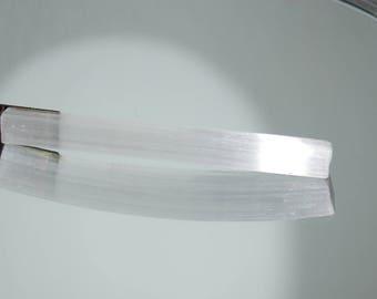 Selenite pendant