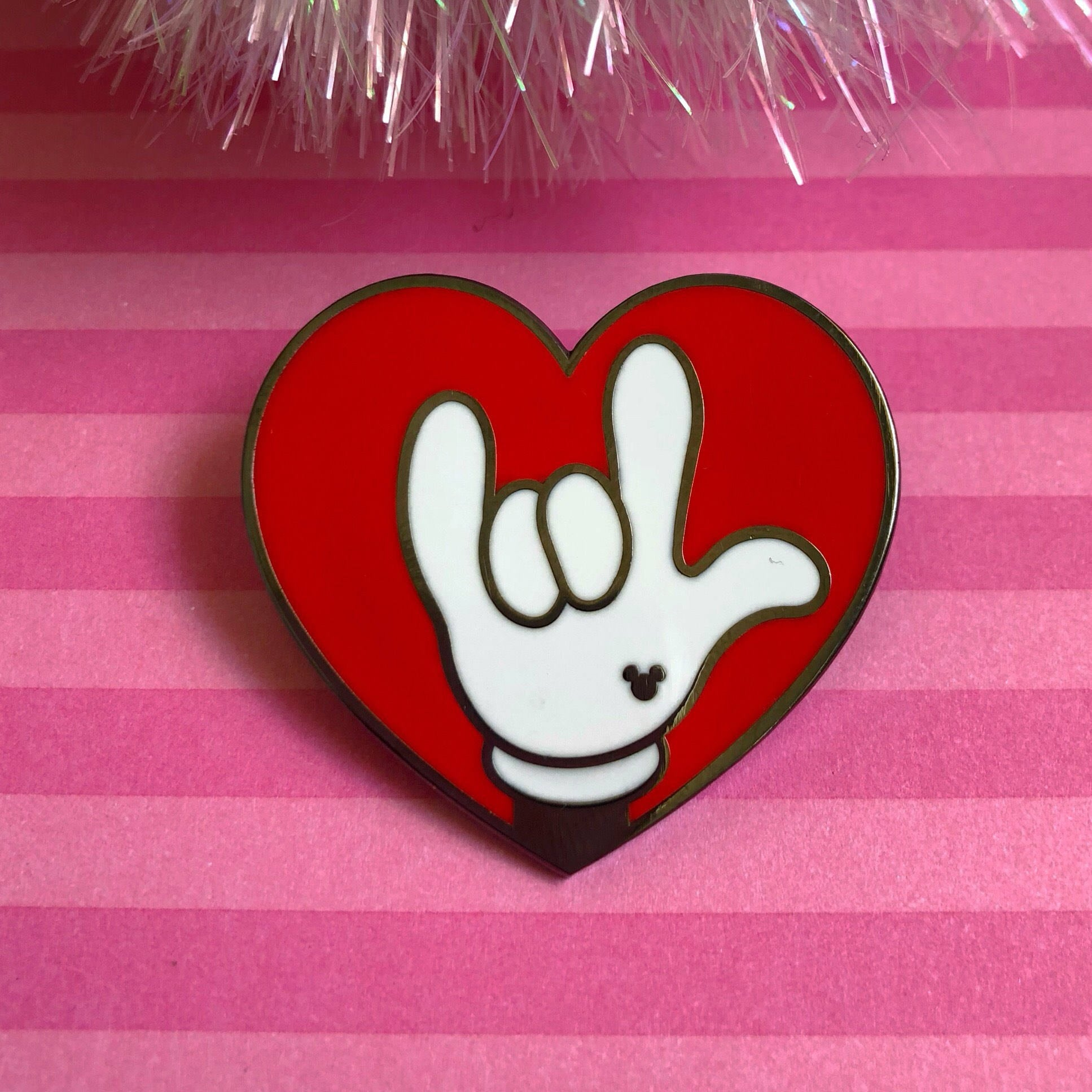 Pin mickey i love you valentines day asl american sign language pin mickey i love you valentines day asl american sign language biocorpaavc Image collections
