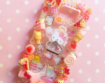 Kawaii decoden cake strawberry - For Iphone 6/6S