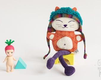 Sukinou limited edition, animal, plush toy, long legs, birthday gift, baby shower