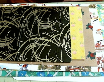 Junk Journal Covers Set Of 6 All Ready For Your Junk Journal