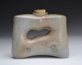 Wood Fired Flask 12