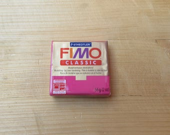 Clay Fimo Classic magenta-56 g