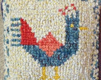 Funny Bird Cushion No. 1