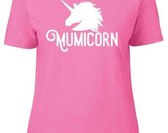 Mumicorn Women's Fitted T-Shirt