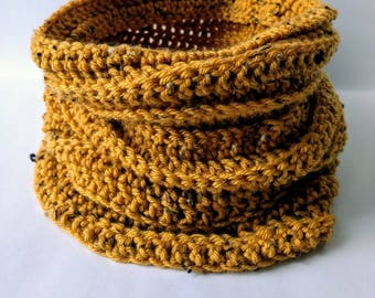 MADE TO ORDER - Slouchy cowl (teen/adult size) colour options