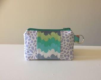 Zipper Pouch, Coin Purse, Jewelry Case, Makeup Pouch, Credit Card Wallet, Business Card Wallet