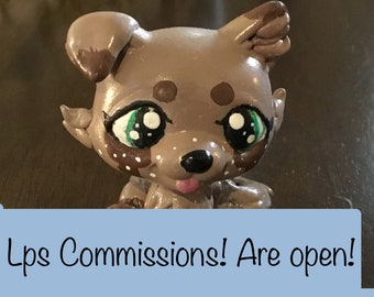 Lps custom commissions! Handmade lps just for you! Kids toy diy create your own