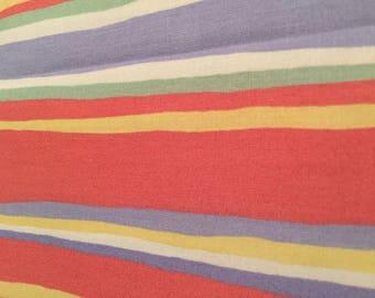 Vintage Laura Ashley Home Decor Fabric