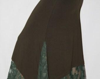 Diva organic lace skirt