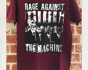 Rage Against The Machine Band Shirt