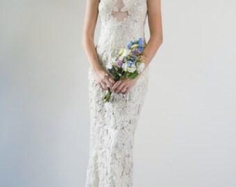 Saxon Bridal Gown- SAMPLE GOWN