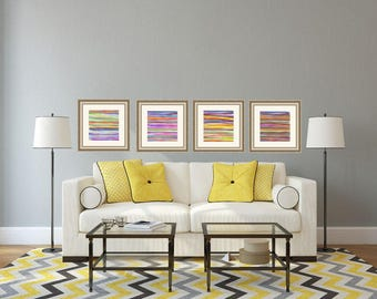Four Seasons - M. Pier - EMPIRE  Limited Edition Artist Signed Giclee on Canvas