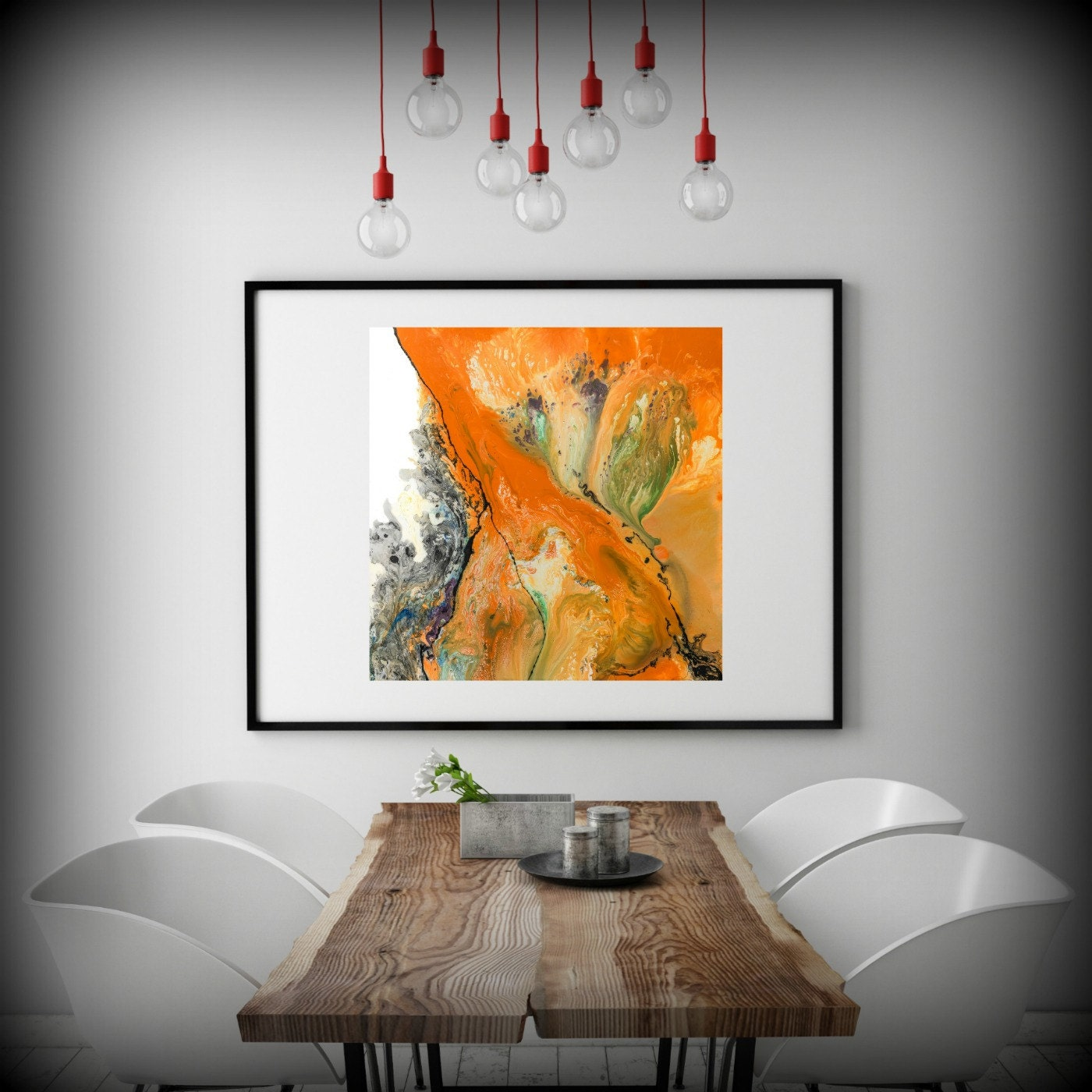 decor walls shop decorate room ideasmodern orange houzz home luxury wall your with ideas pinterest design to tips how decorating photos