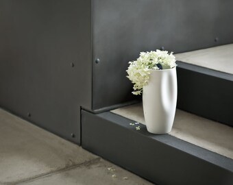 Vase mit Dellen, Perfect Imperfect Kollektion