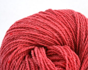 Mohonk Hand Dyed sport weight NYS Wool 370 yds 4oz Bubblegum