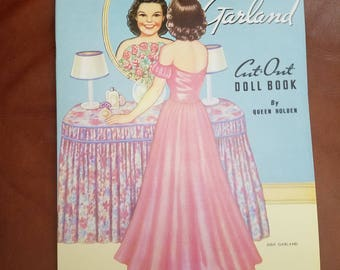 Judy Garland Paper Dolls