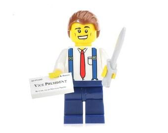American Psycho LEGO Inspired Patrick Bateman