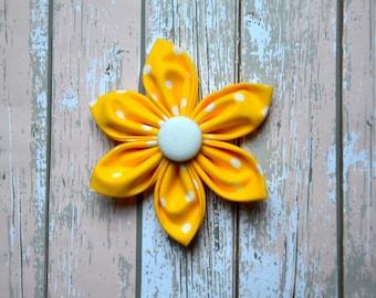 Morning Sunshine! - Pet Collar Flower