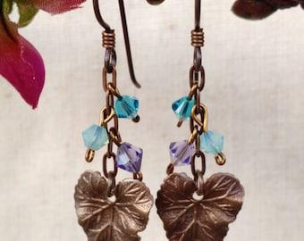 Woodland Earrings