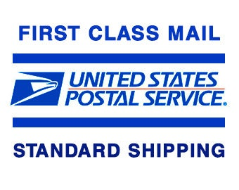 Standard Shipping - REGULAR SIZE (Domestic Only)