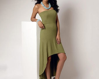 Butterick Pattern B6206 Misses'/Misses' Petite Dress and Belt