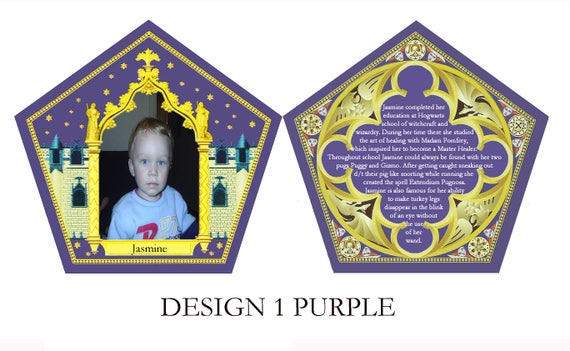 chocolate frog wizard card template - 28 images - dumbledore ...
