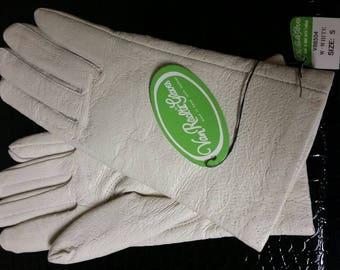 Van Raalte Gloves vintage gloves 1970's gloves white gloves vintage white gloves vintage van Raalte gloves vintage 70's gloves