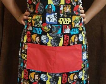 Star wars fill apron