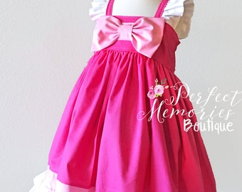 Cinderella Dress | Pink Cinderella Dress | Cinderella Birthday Party | Disney Princess Dress | Aurora Dress | Halloween Costume | Dresses