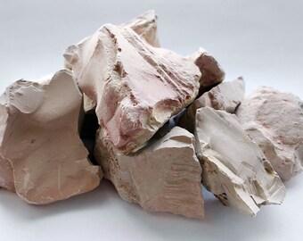 Calaba Clay Chunks + Crumbs - Edible Natural Earthy Clay 250g