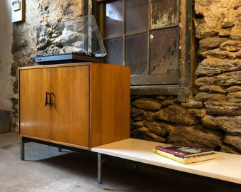 Mid century modern credenza mid century stereo cabinet mid century console cabinet