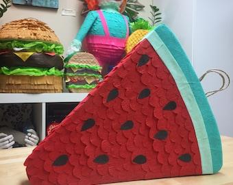 Watermelon Slice Piñata