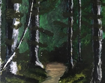 Emerald Forest Euphony