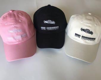 Satin lined baseball cap -- Hat