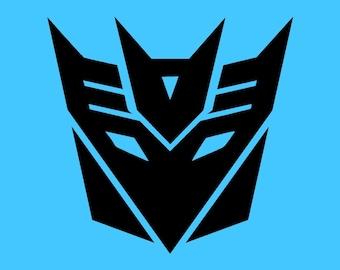 Transformers Decepticons Decal