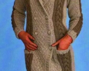 Caffelatte Coat