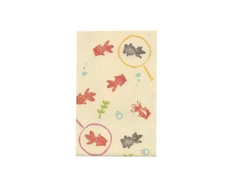 Small Envelopes, Cash Envelopes, Money Envelopes, Coin Envelopes, Paper Gift Bags, Gift Bags Paper, Goldfish