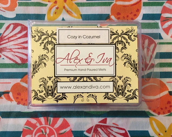 Cozy in Cozumel - 4 oz. melts