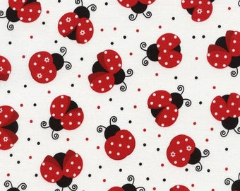 Timeless Treasures - Lady Bugs