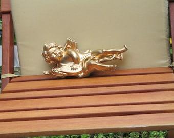 Floral Angel Gold